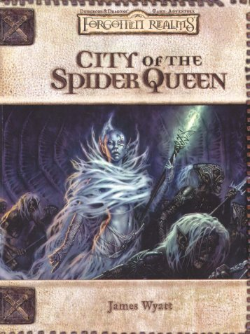 City Of The Spider Queen.pdf - Home