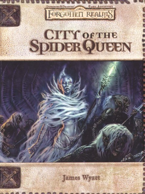 City Of The Spider Queen pdf - Home
