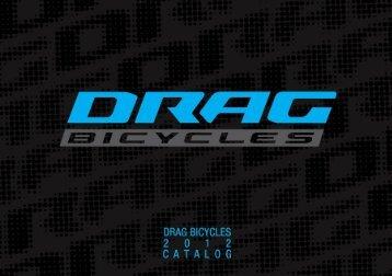 Catalogue 2012 - Drag Bicycles