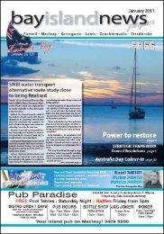 January - Bay Island News