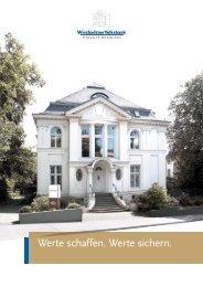 Private-Banking-Broschüre herunterladen - Wiesbadener Volksbank ...