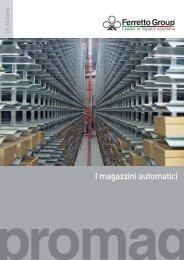I magazzini automatici - Ferretto Group