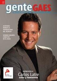 La revista de salud auditiva para los clientes - GAES