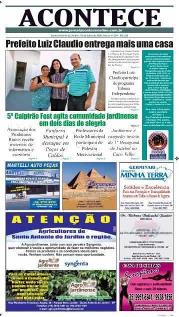Prefeito Luiz Claudio entrega mais uma casa - jornal acontece