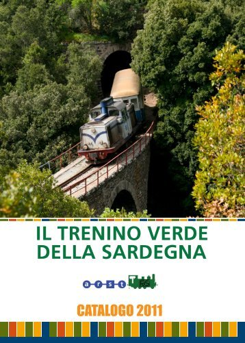 il trenino verde della sardegna - l'altro turismo a bordo dell'hansiosa ...
