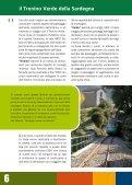 il trenino verde della sardegna - l'altro turismo a bordo dell'hansiosa ... - Page 6