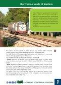 il trenino verde della sardegna - l'altro turismo a bordo dell'hansiosa ... - Page 7