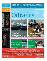 civismo procura-se orçamento participativo - Nova Odivelas