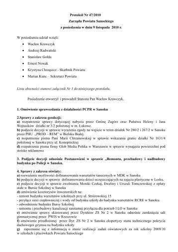 Protokol Nr 47 z dnia 09 listopada.pdf