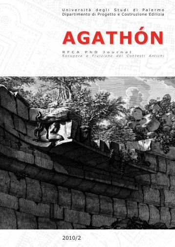 10. Agathon_2010_2 - Università di Palermo