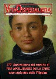 ∑ VO n 11 novembre 2011_11 novembre 2011 - Provincia Romana ...
