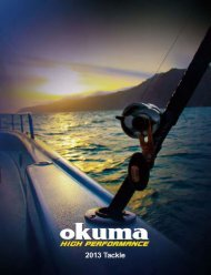 Download Catalog - Okuma Fishing
