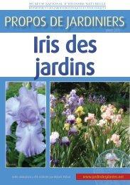 Téléchargez la plaquette informative sur les iris - Le Jardin des ...