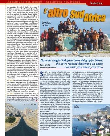 Sudafrica - Viaggi Avventure nel mondo