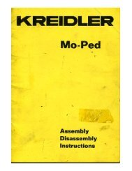 Kreidler service manual - Get a Free Blog Here