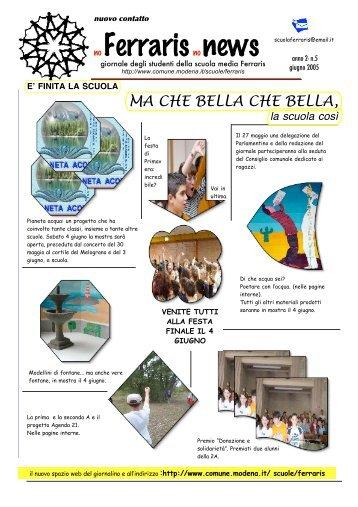 pag 1-4 - Comune di Modena