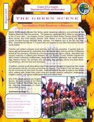 August 2011 Green Scene C22 - Los Angeles County