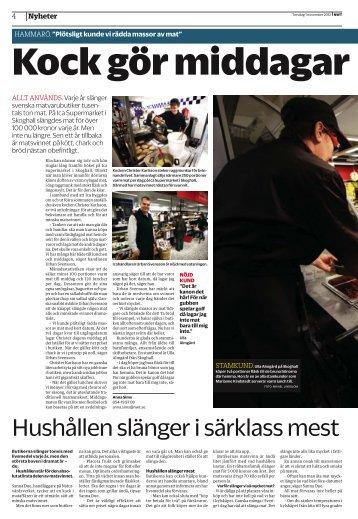 Nya Wermlands-Tidningen 20121101