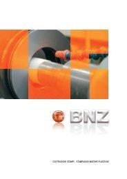 costruzione stampi - stampaggio materie plastiche - BNZ