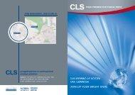 CLS progettazione e costruzione stampi plastici - CLS About Us
