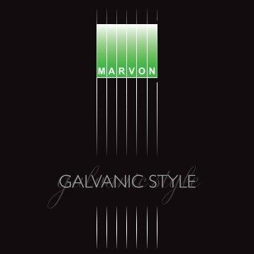 Brochure Galvanica Marvon M14/0 - Marvon S.r.l.