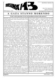 A GAZA STANNO MORENDO - Autistici
