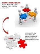 Maksud Lokaliti, Daerah Mengundi, DUN dan Parlimen - Page 4