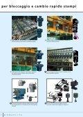 Sistemi per bloccaggio e cambio rapido stampi - ROEMHELD Gruppe - Page 3