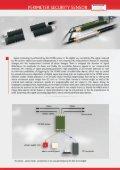 HF400 perimeter security sensor - Stekop S.A. - Page 4