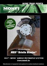 MBX® Bristle Blaster®