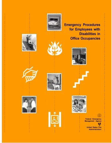 Emergency Procedures for Employees with Disabilities - US Fire ...