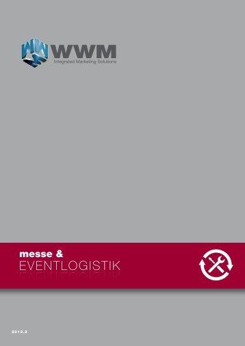 Messe und Eventlogistik - WWM GmbH & Co.KG