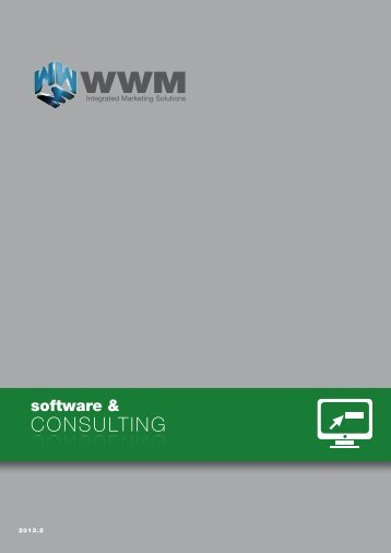 Software und Consulting - WWM GmbH & Co.KG