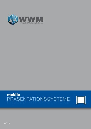 Mobile Pr&aumlsentationssysteme - WWM GmbH & Co.KG