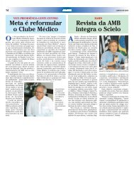 Meta é reformular o Clube Médico Revista da AMB ... - Connectmed