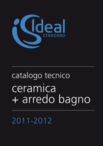 Ceramica + Arredo Bagno - Cataloghi - Ideal Standard