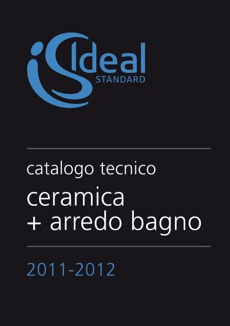 Lavabi Ad Incasso Ideal Standard.T0775 New Aqualyn Lavabo