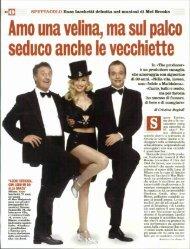 SPETTACOLO Enzo Iacchetti debutta nel musical di Mei Brooks