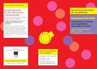 kunstverein.kids Workshops für Kinder und Jugendliche Februar bis ...