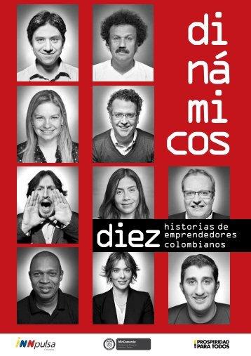 Separata 10 Emprendedores Dinámicos - iNNpulsa Colombia
