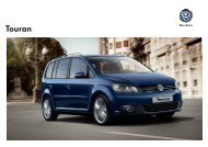 Scarica il catalogo (PDF; 2,0MB) - Volkswagen