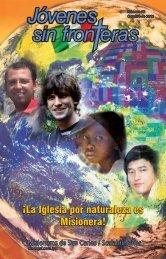 Descargar Revista Jóvenes sin Fronteras Octubre 2012