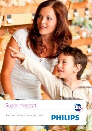 Supermercati - Philips Lighting