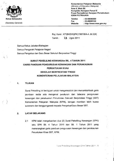 Output file - Kementerian Pelajaran Malaysia