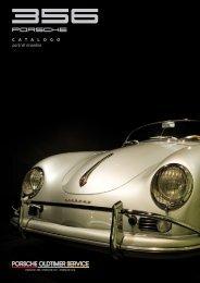 C A T A L O G O parti di ricambio - Porsche OldTimer Service