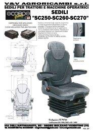 Nuova gamma sedili COBO-MT prodotti italiani di qualità