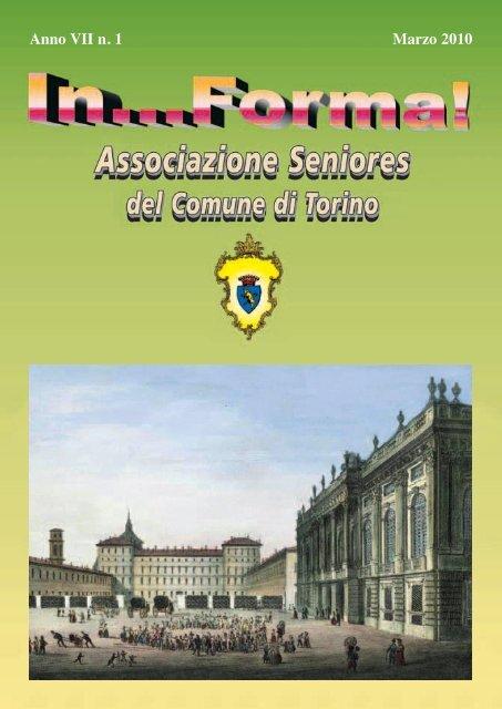 Anno VII n. 1 Marzo 2010 - Città di Torino
