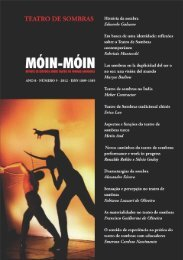 Teatro de Sombras - CEART - Udesc