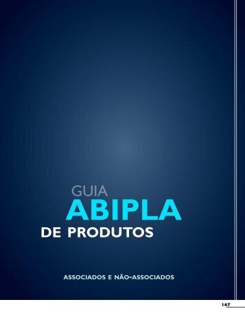 DE PRODUTOS - Abipla