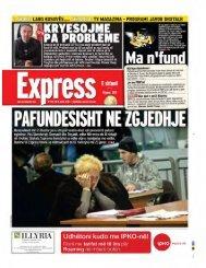 çdo ditë - Gazeta Express